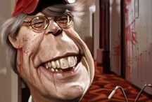 My King, Stephen King ! / My most favorite author...