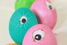 Easter Fun / Eggs, chickens and rabbits... kids love Easter and here at Kozi Kidz so do we!