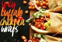 VeganDinnersFast   Simple Recipes / Fast + Easy Vegan Dinner Recipes for weeknight meal planning.