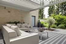 Beautiful Louvre Roof Ideas / This board is for beautiful outdoor areas with a Louvre Roof