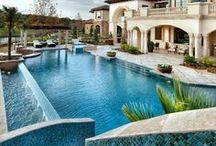 Beautiful Backyard Pools / This is our pick for the best pins on backyard pool pictures.