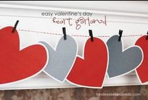 Valentines / Valentines day inspiration, crafts, treats and activities