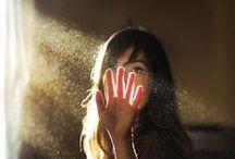 L O V E / Images conveying love.