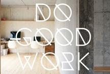 Studio Spaces / Design, Decor, Studio, Office, Loft / by Jane Speed