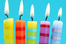 Birthdays / Birthday cakes and party ideas