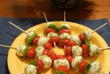 Party Foods - Weight Loss Surgery / Healthy Tidbits and Appetizers - Weight Loss Surgery Bariatric Friendly Recipes, High Protein Sugar Free / No Sugar Added, Low Carb