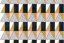 color and pattern inspiration / by Ravynka ←