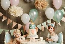 party time / by Melissa Dunlap