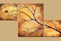 Crafts: Wall Art / by Mandie Pendola