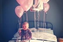 Zoe's Birthday / by Jane Speed