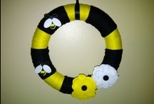 Bee Themed Baby Party / Cute ideas for a baby shower or party.