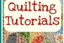 QuiltingTutorials