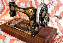 Sewing Machines / by Grandma's Pearl