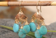 "Kate Davis / Kate designs unique and stylish jewelry inspired by her life's passion for scuba diving, marine biology and an intense love of all things ""ocean"". / by Naturals Inc"