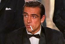 Bond / James Bond, Shaun Connery, Daniel Craig, Roger Moore, 007 / by Grayden Quinn