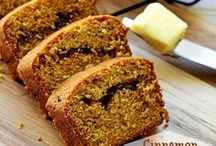 Muffins, Breads and Breakfast / recipes for muffins, breads and breakfast dishes