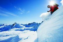 Ride the Slopes / Skiing, snowboarding, mountain, chairlift, whistler, snow, powder, bluebird / by Grayden Quinn