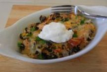 Healthy Mexican Food / A healthier spin on Mexican favorite recipes and ideas for fabulous fiestas!