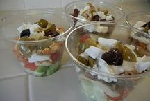 Healthy Greek Food / A healthier spin on Greek favorite recipes. Opa! #lowcarb #protein packed #weightloss surgery friendly