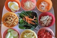 Healthy Salads & Cold Eats / Salads and other cold #protein packed #weightloss surgery friendly #recipes for the #summer heat