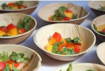 Sustainable Serveware / Sustainable serviceware from Europe