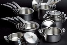 Cookware / Premier French, Sitram Catering Line, Sitram Profiserie, Induction Equipment, Fry Pans, Roasting Pans