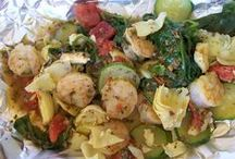 Healthy Seafood & Shellfish Recipes / Healthy seafood & shellfish recipes that are low carb and packed with protein