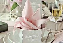 TABLESCAPES / by Claudia Tatum