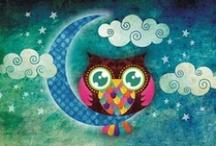 Ahhh! Owls!!! / by Jenise Ashley