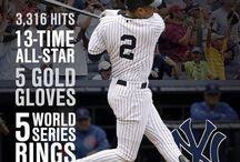 Sports / sports, basketball, baseball, lebron james, Derek Jeter,  / by Mat N