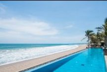 Inspiring Pools & Beaches / by GHM