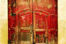 Open Me- Beautiful Doors / Artistic Doors / by Yuki and Alice