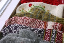 felting & wool ideas