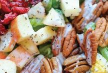 Snacks. Salads. Simple. / by Heather Russell