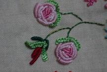 craft - needle punch & brazilian embroidery