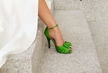Green Shoes / Nothing says chic like a pop of green in an outfit! The Nina Shoes and Nina Originals' collection of green shoes and accessories including heels, wedding shoes, and more!  / by Nina Shoes