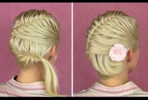 Hairstyles / by Kerri Sternberg