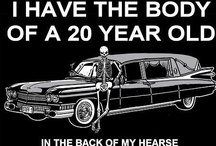 Hearse Love / My love for all funerary vehicles of the past and present. / by Kuro 黒猫 の先生