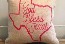 Texas, My Texas / by Sandra Thompson Nelson