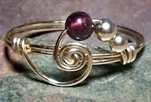 Wire Art & Jewelry