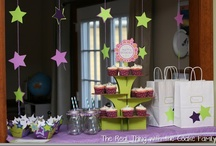 Birthday Party-Girls / by Kari Fischer