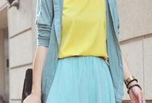 Shopping Inspiration / Styles I like!