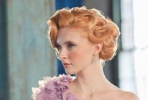 Wedding Hairstyles / by Nazlin Hazhar