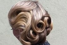 Hair- Updo Me. Style Me. / Updo hairstyles. Fun styles. / by Yuki and Alice