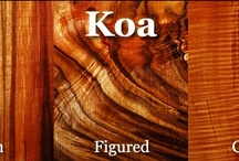 Hawaiian Koa  / That's what dreams are made of. / by Stef Imperiale ☠☆