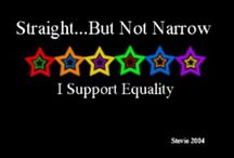 Equal rights / by sharon robinson