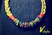 V-STYLE (hand made by V) / Here are some items that I created myself!