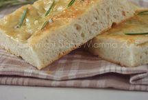 Lievitati / Ricette di lievitati soffici profumati con lievito birra o lievito madre, ricette facili casalinghe.