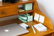 organized. / by Shyann Bugher