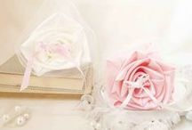 Mariage ivoire + rose